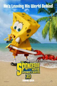 The SpongeBob Movie Sponge Out of Water teaser poster